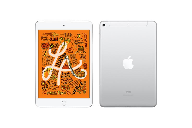 Apple iPad mini(第5世代) Wi-Fi+Cellularモデル シルバー