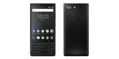 BlackBerry KEY2 ブラック