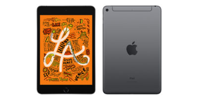 Apple iPad mini(第5世代) Wi-Fi+Cellularモデル スペースグレイ