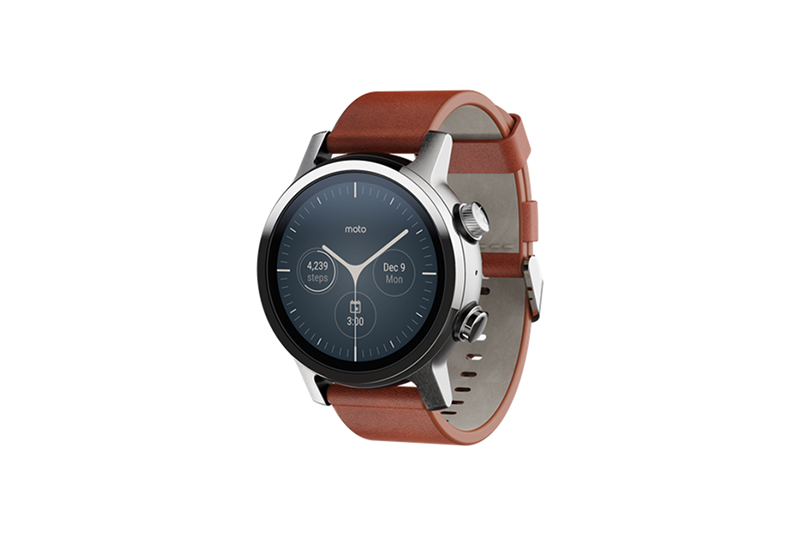 Motorola moto 360(Generation 3rd) Steel Gray