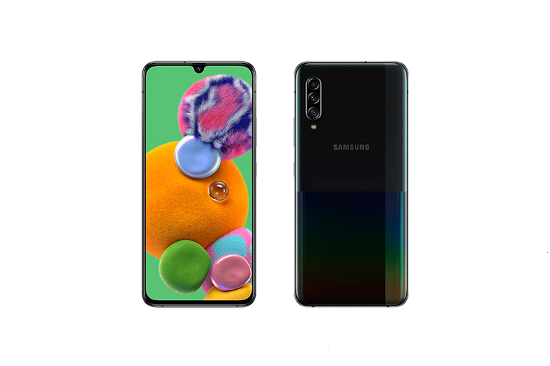 Samsung Galaxy A90 5G Black