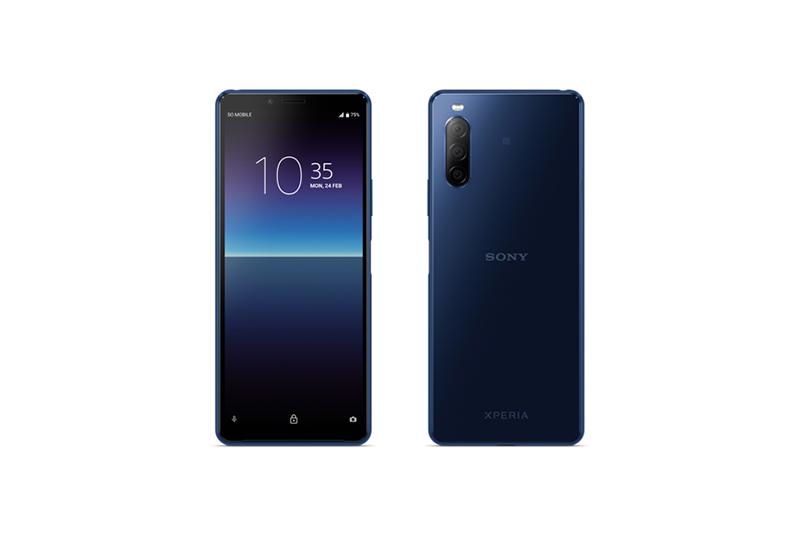 Sony Xperia 10 II Blue