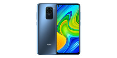 Xiaomi Redmi Note 9 Midnight Gray