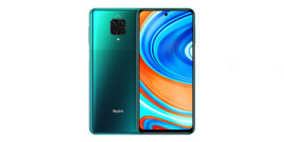Xiaomi Redmi Note 9 Pro Tropical Green