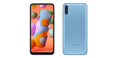 Samsung Galaxy A11 Blue