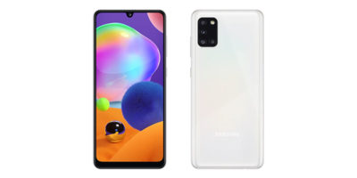 Samsung Galaxy A31 Prism Crush White