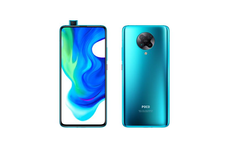 Xiaomi POCO F2 Pro Neon Blue