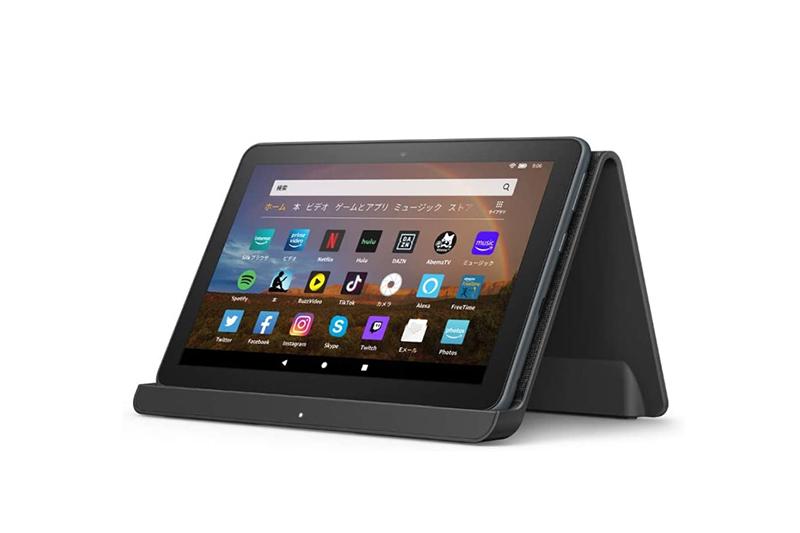Amazon Fire HD 8 Plus(第10世代) 2020年モデル スレート