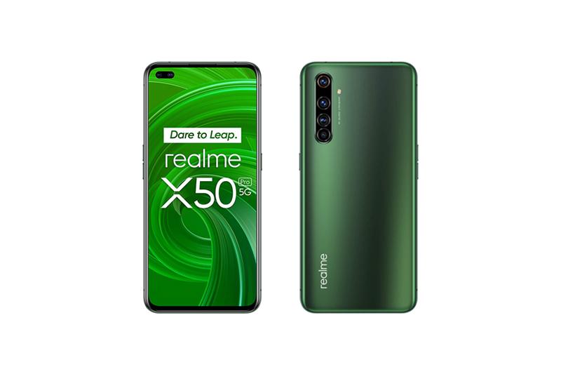 realme X50 Pro Moss Green