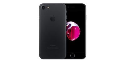 Apple iPhone 7 Black