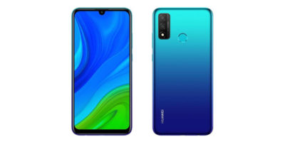 Huawei nova lite 3+ オーロラブルー