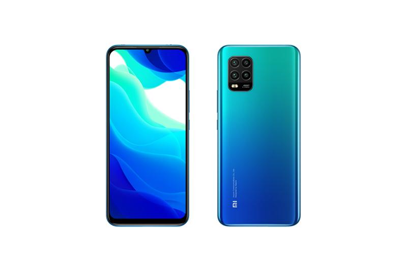 Xiaomi Mi 10 Lite Aurora Blue