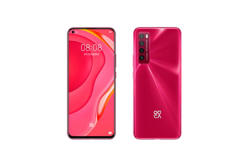 Huawei nova 7 5G Red