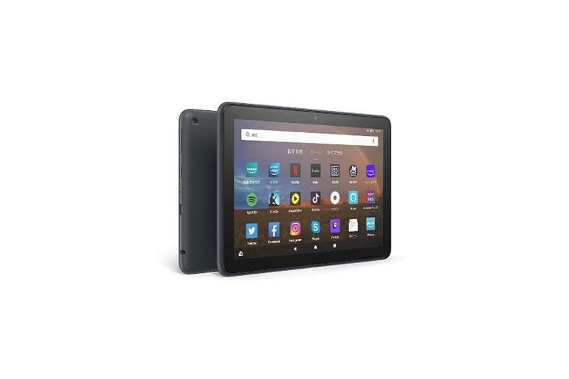 Amazon Fire HD 8 Plus(第10世代) スレート