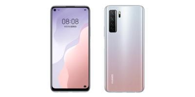 Huawei nova 7 SE 5G Space Silver