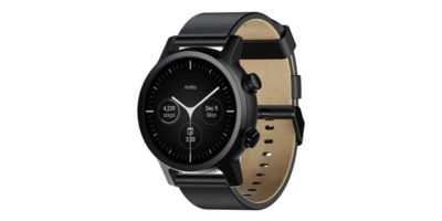 Motorola moto 360(Generation 3rd) Phantom Black