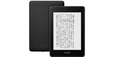 Kindle Paperwhite(第10世代) 2018年モデル ブラック