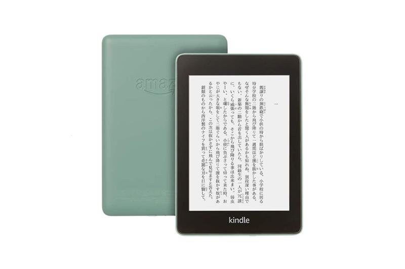 Kindle Paperwhite(第10世代) 2018年モデル セージ