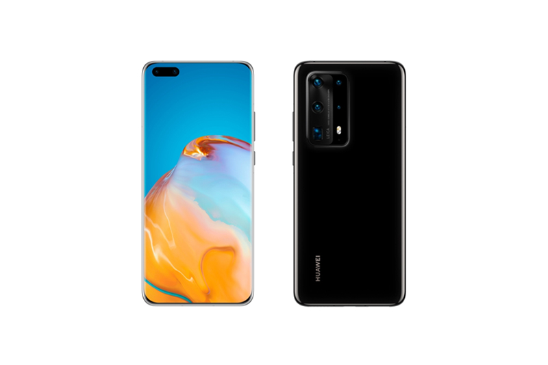Huawei P40 Pro Plus Black Ceramic