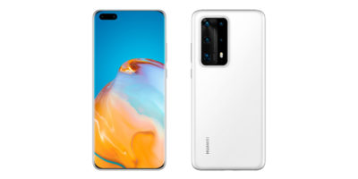 Huawei P40 Pro Plus White Ceramic