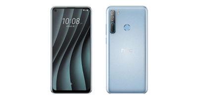 HTC Desire 20 pro Crystal Blue