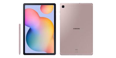 Samsung Galaxy Tab S6 Lite Chiffon Rose