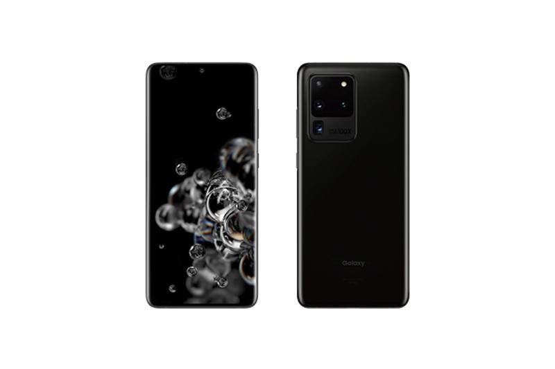Galaxy S20 Ultra 5G SCG03 コスミックブラック