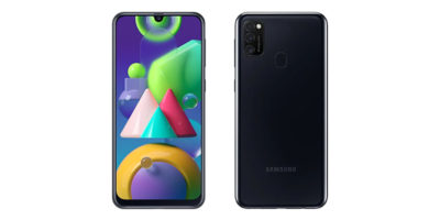 Samsung Galaxy M21 Black