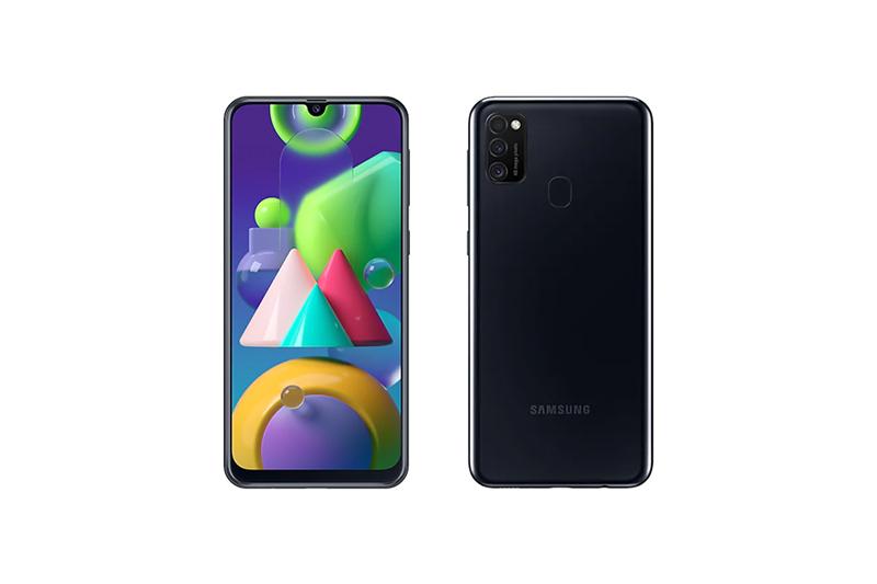 Samsung Galaxy M21 Black