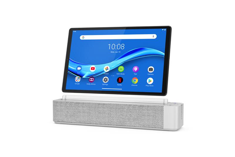 Lenovo Smart Tab M10 FHD Plus with Alexa Built-in