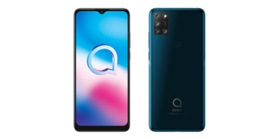 Alcatel 3X(2020) Jewelry Green