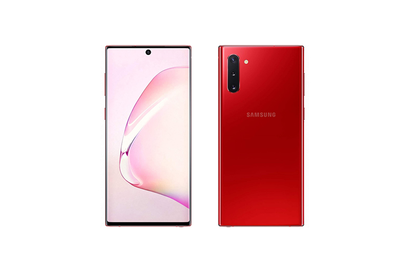 Samsung Galaxy Note10 Aura Red