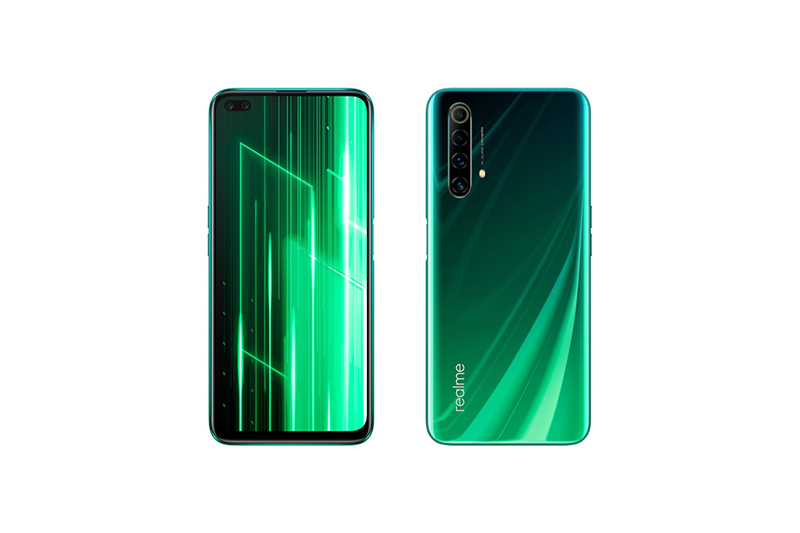 realme X50 Jungle Green
