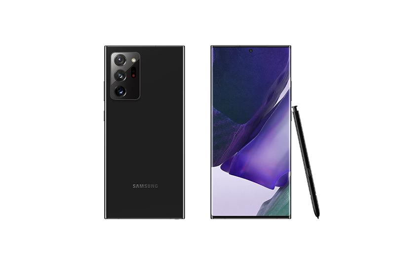 Samsung Galaxy Note20 Ultra Mystic Black
