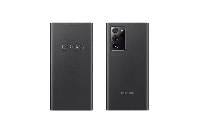 LED Wallet Cover (Smart LED View Cover) EF-NN985P Black