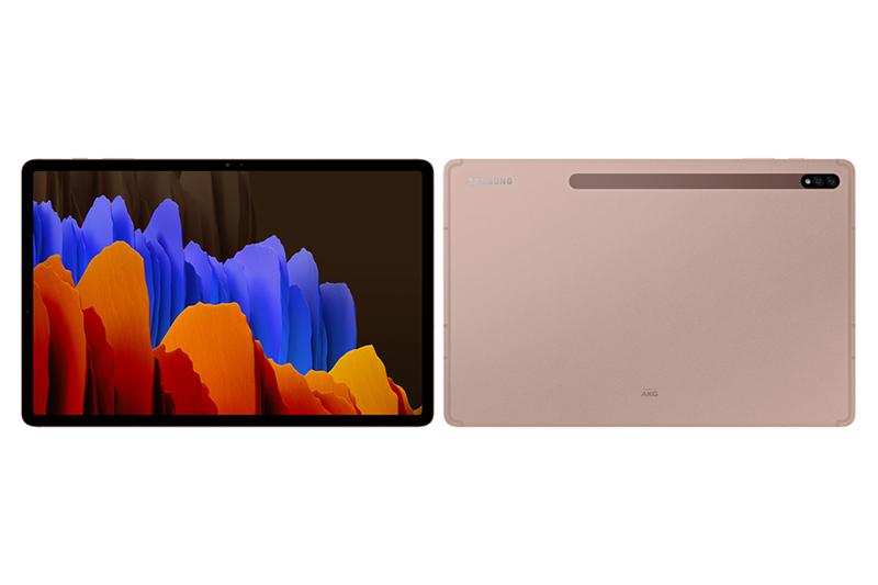 Samsung Galaxy Tab S7+ Mystic Bronze