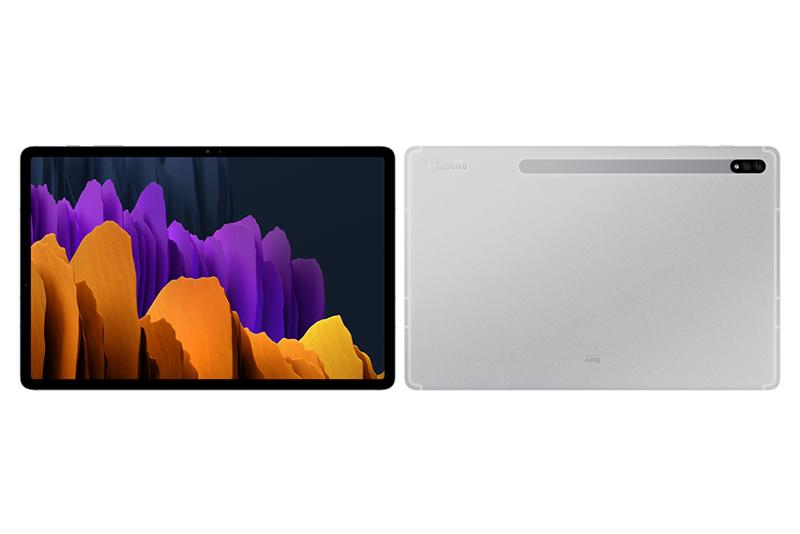 Samsung Galaxy Tab S7+ Mystic Silver