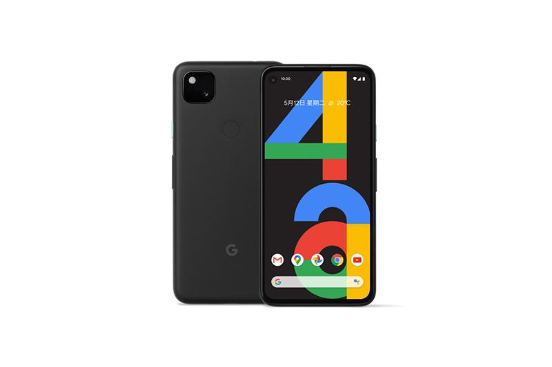 Google Pixel 4a ジャストブラック