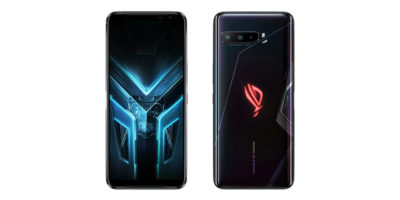 ROG Phone 3 Strix Edition Black Glare