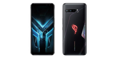 ASUS ROG Phone 3 Black Glare