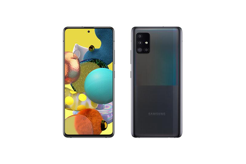 Samsung Galaxy A51 5G Prism Cube Black