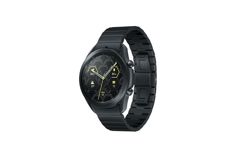 Samsung Galaxy Watch3 Titanium Mystic Black