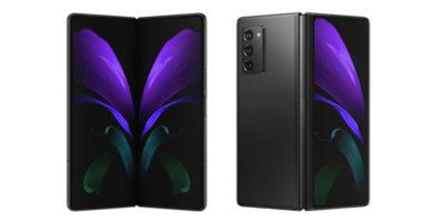 Samsung Galaxy Z Fold2 Mystic Black