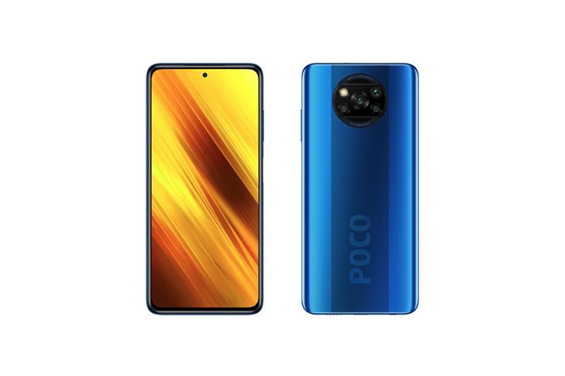 Xiaomi POCO X3 NFC Cobalt Blue