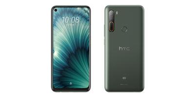 HTC U20 5G Mirage Green