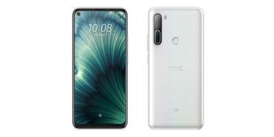 HTC U20 5G White