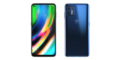 Motorola moto g9 plus Navy Blue