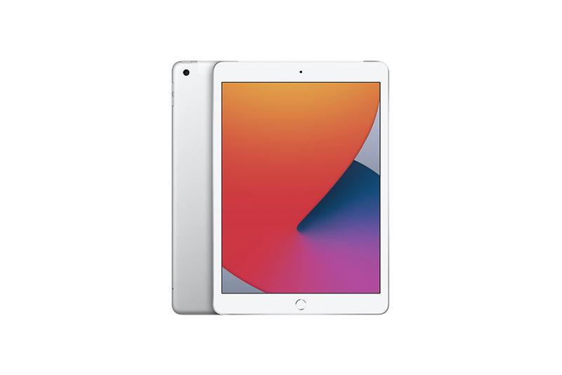 Apple iPad(第8世代) SIMフリーモデル シルバー