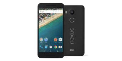 Google Nexus 5X Carbon