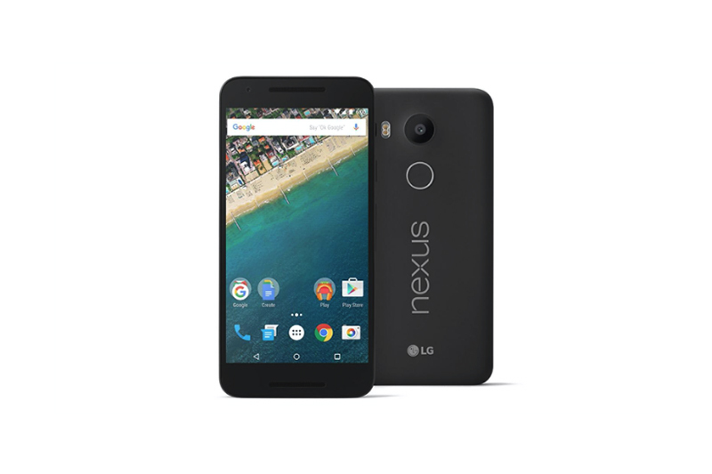 Google Nexus 5X Carbon